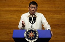 Rodrigo Duterte to run for Philippines' Vice President in 2022
