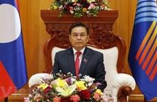 Lao top legislator appreciates Vietnam's proposals at AIPA-42