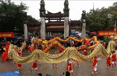 Tran Temple Festival - national intangible culture heritage