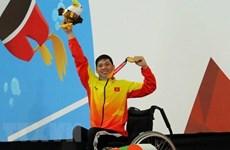 Vietnamese swimmers begin journey at 2020 Tokyo Paralympics