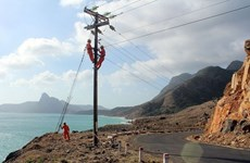 Funding urged for project linking Con Dao with national grid