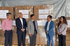 Oversea Vietnamese in US donates 250 ventilators to homeland