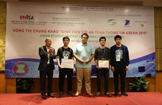 2021 ASEAN Student Contest on Information Security to be held online