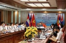 Vietnam, Cambodia, Laos bolster audit cooperation