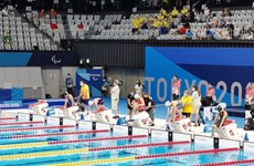 Vietnamese swimmers fail to advance to final round of Tokyo 2020 Paralympics