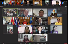 Vietnam-Thailand 45-year ties highlighted at online event