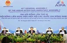 Brunei Darussalam lauds Vietnam's pioneering role in hosting AIPA General Assembly virtually