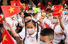 Hanoi students to start school year with virtual ceremony on September 5
