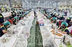 Thai Binh keeps yearly economic targets unchanged