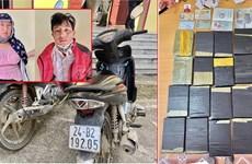 Lao Cai police break large trans-border drug trafficking ring
