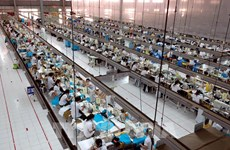 Vietnam's export turnover up 21.5 percent in eight months