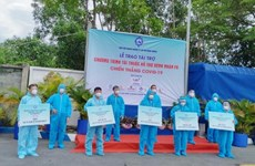 HCM City: Programme provides 10,000 medication bags to COVID-19 patients under home treatment