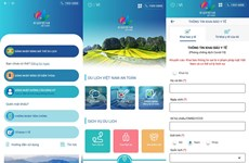 Health declaration service integrated into safe tourism app
