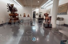 National Fine Arts Museum launches 3D Tour in Vietnamese, English