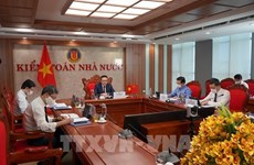 Vietnamese, Chinese State audit agencies beef up collaboration