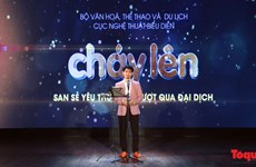 """Chay Len 2"" online art programme scheduled for September 1"