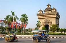COVID-19 forces Laos' capital to impose curfew for first time