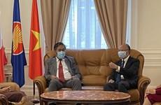 Lao ambassador to France congratulates Vietnam on 76th National Day