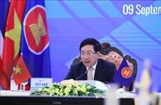 Deputy PM orders boosting national, ASEAN one-stop-shop mechanisms