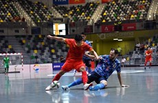 Vietnam join four-side fulsal tourney in Spain