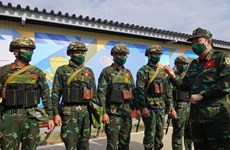 Int'l Army Games 2021: Russian officer lauds Vietnamese snipers' skills