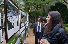 Photo exhibition in Czech Republic marks Vietnam's National Day