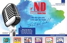 Radio programme of Nhan dan newspaper debuts