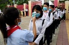 COVID-19 situation improving in Cambodia, complex in Philippines