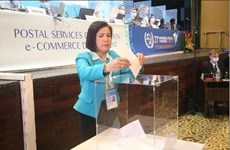Vietnam's election to UPU Postal Operations Council: Model of inter-sectoral coordination