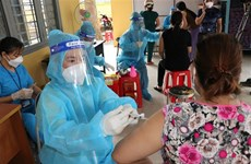 Binh Duong begins injecting 1 million Vero Cell vaccine doses