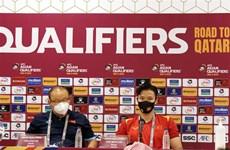 Vietnam to try hard in match against Saudi Arabia: head coach