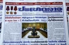 Lao newspaper impressed on Vietnam's development journey