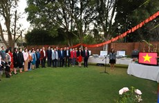 Vietnamese expats in South Africa celebrate National Day