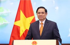 Remarks by Prime Minister Pham Minh Chinh at 2021 Global Trade in Services Summit