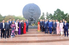 Vietnam's 76th National Day celebrated abroad