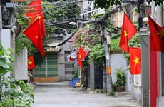 Foreign parliamentary leaders congratulate Vietnam on National Day