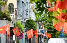 Foreign leaders congratulate Vietnam on 76th National Day