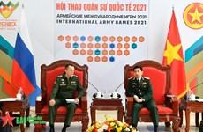 Vietnam, Russia facilitate bilateral defence cooperation: Minister