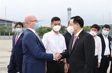 Top legislator's working visit to Austria helps promote bilateral relations: Ambassador