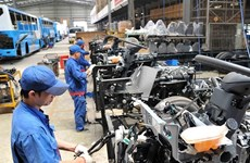 Hanoi moves to develop supporting industries