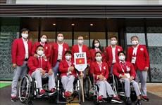 Vietnamese athletes wrap up Paralympics quest