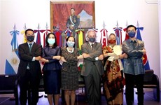 ASEAN's 54th anniversary celebrated in Argentina