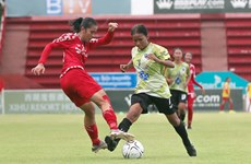 Cambodia forms first-ever women's football team for SEA Games 32
