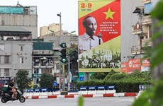 Vietnam receives more congratulations on National Day