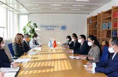 Top legislator hails UN's contributions to Vietnam's development