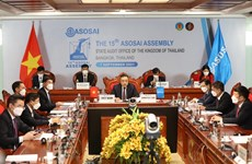 First working day of 15th ASOSAI Assembly