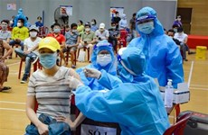 Vietnam logs 12,680 new COVID-19 infections, 335 deaths