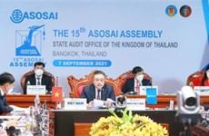 SAV - responsible chair of ASOSAI in 2018-21 term