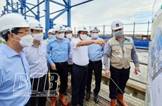 Thai Binh 2 thermal power plant set to connect to national grid in April 2022
