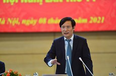 Vietnam Chamber of Commerce and Industry has new Chairman